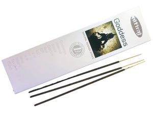 Nitiraj Premium GODDESS Natural Incense Sticks 25 grams - Mary's Naturals®