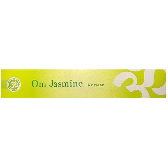 Om Jasmine Incense Sticks - Mary's Naturals®