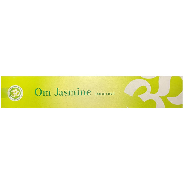 Om Jasmine Incense Sticks