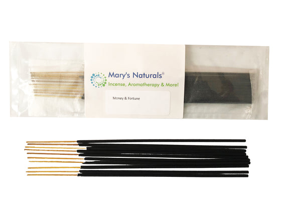 MARY'S NATURALS® Extra Long Incense Sticks - Money & Fortune - Mary's Naturals®