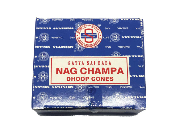 Nag Champa Original Incense Cones
