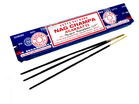 Nag Champa incense sticks from Mary's Naturals®