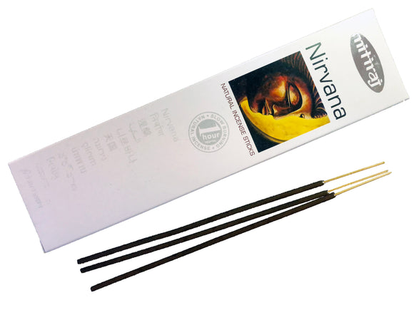 Nitiraj Nirvana incense sticks from Mary's Naturals®