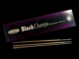 Nitiraj Black Champa Meditation Incense Sticks - Mary's Naturals®