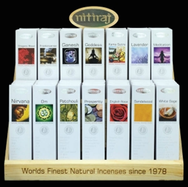White Sage Natural Incense Sticks - Mary's Naturals