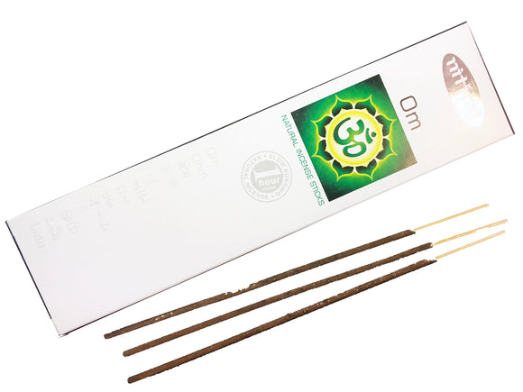 Nitiraj Om incense sticks from Mary's Naturals®
