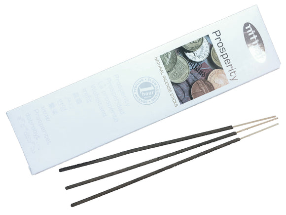 Nitiraj Prosperity incense sticks from Mary's Naturals®