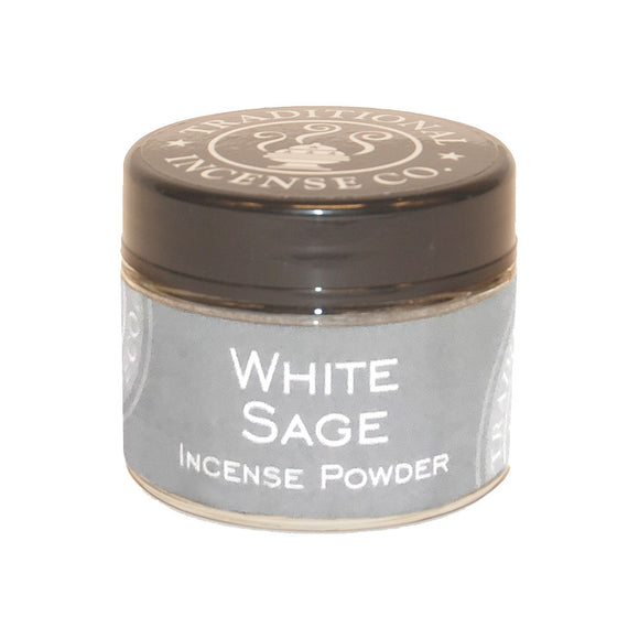 White Sage Incense Powder