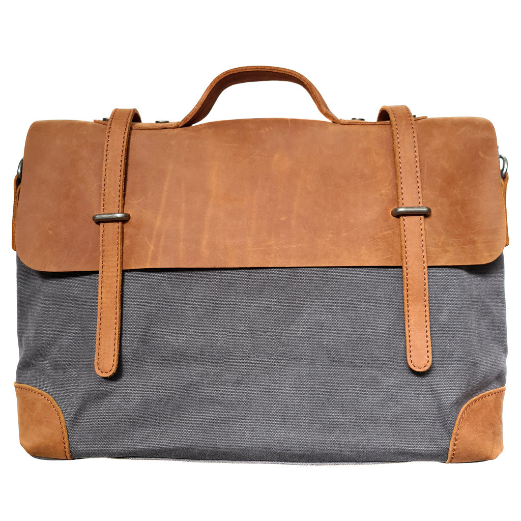 The Ninja Co. Sling Bag - Vintage Leather - NB 8802