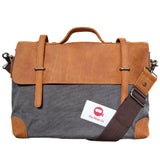 The Ninja Co. Full Grain Vintage Leather Sling Bag - NB 8802