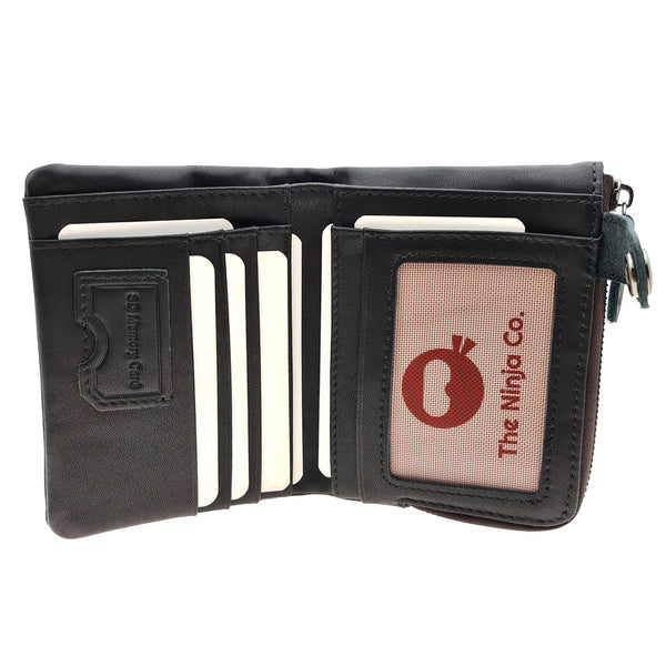 The Ninja Co. Multiple Wallet - Natural Leather