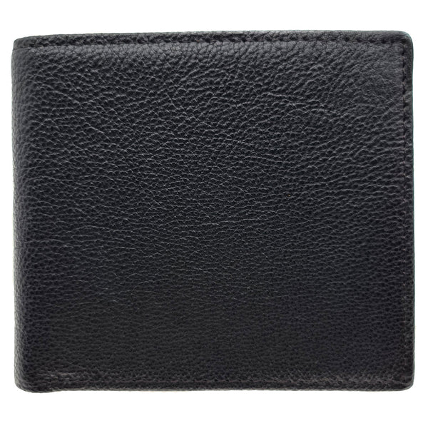 The Ninja Co. Billfold Coin Pocket Wallet - Natural Leather - NJ 8854