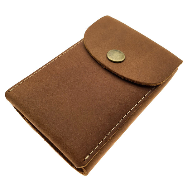 The Ninja Co. Key Wallet - Vintage Leather - NJ 8869