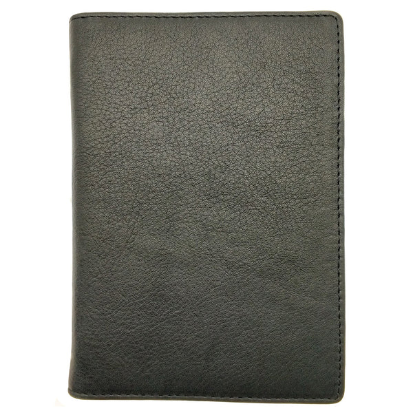 The Ninja Co. Top Grain Leather Passport Wallet