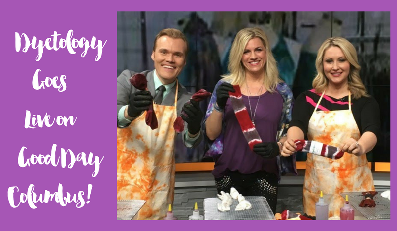 Dyetology Goes Live on Good Day Columbus