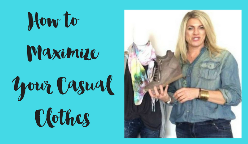 How to Maximize Your Casual Clothes