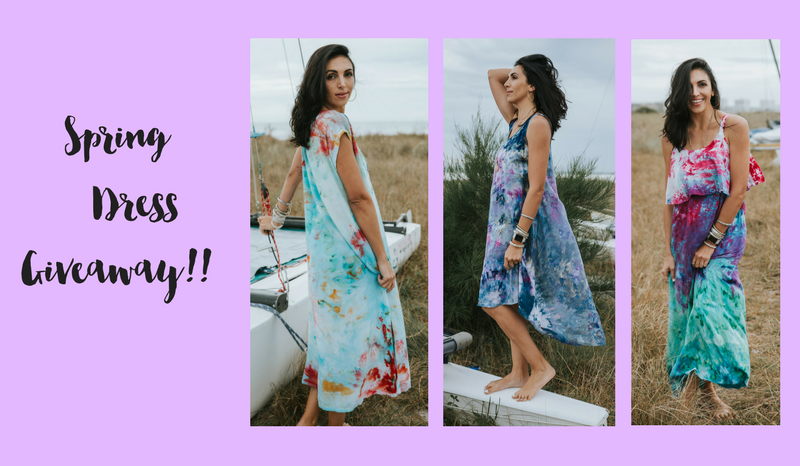 Dress Giveaway!