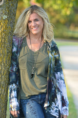 Jackie Ayres owner and designer of Dyetology
