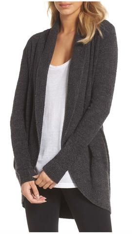 Cozy Cardigan by Barefoot Dreams