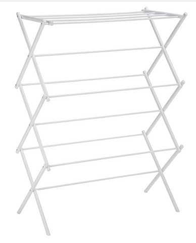 clothing drying rack foldable