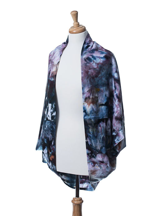 A Night Out Rayon Shawl Scarf - Shawl - Dyetology