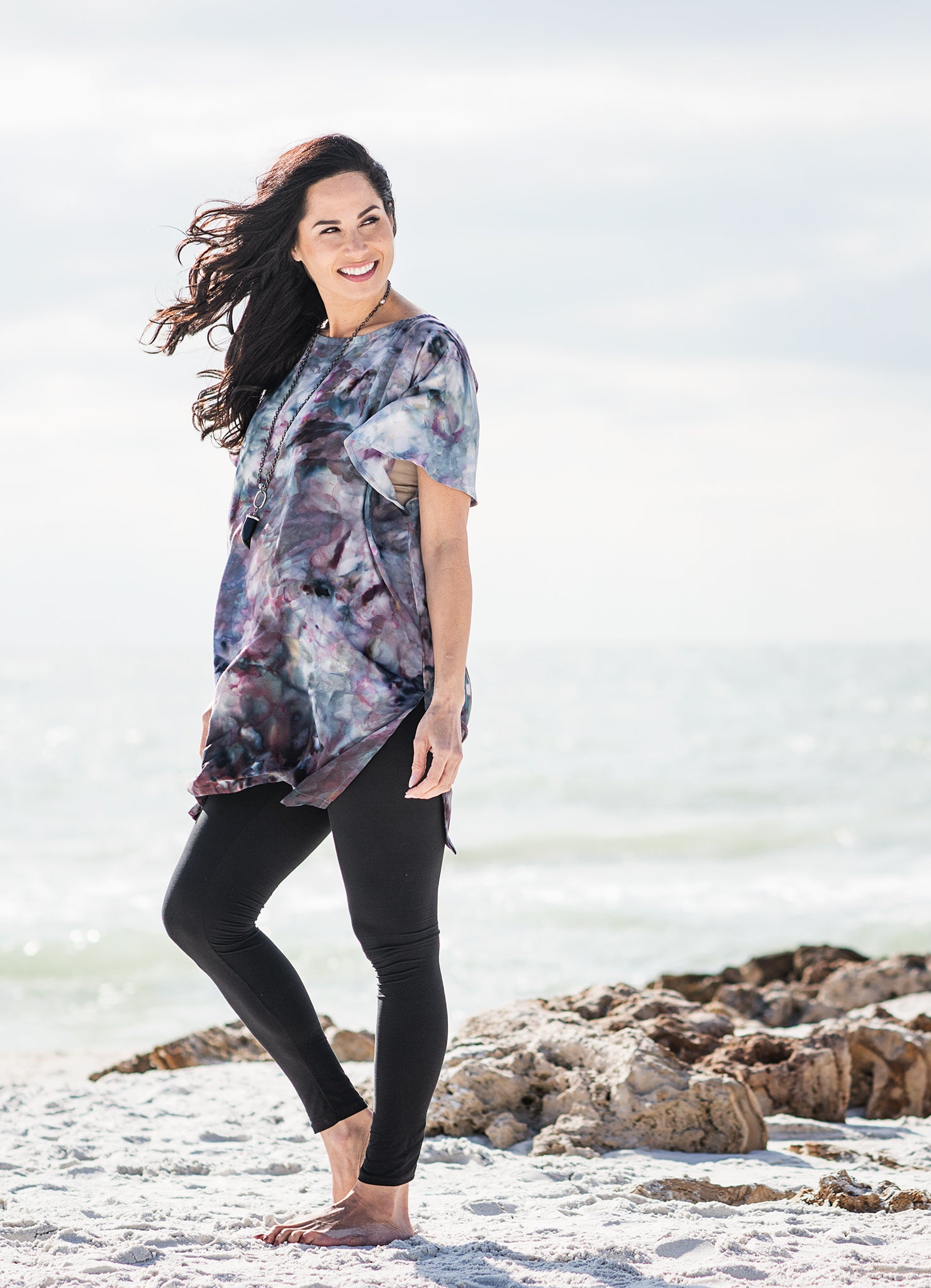Metro Tunic in A Night Out -  - Dyetology