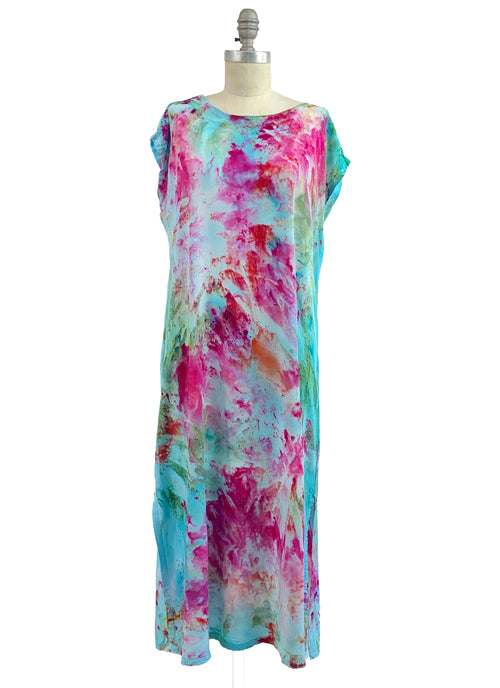 Easy Maxi Dress in Key West - Dyetology