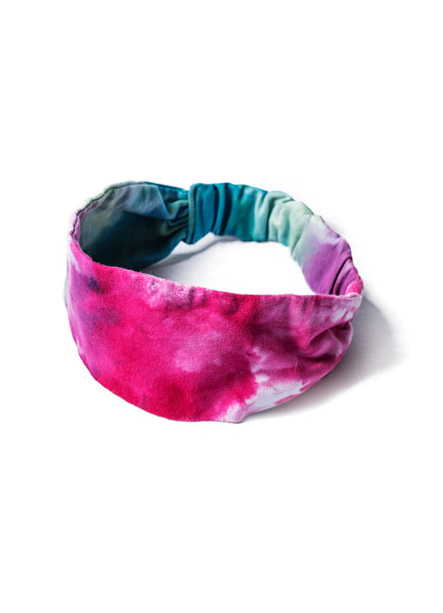 Hand-Dyed Knit Headband - Headband - Dyetology