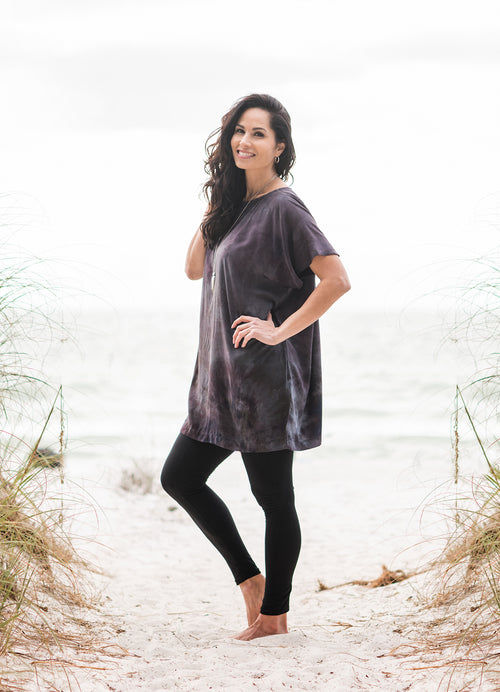 Metro Tunic in Storm -  - Dyetology
