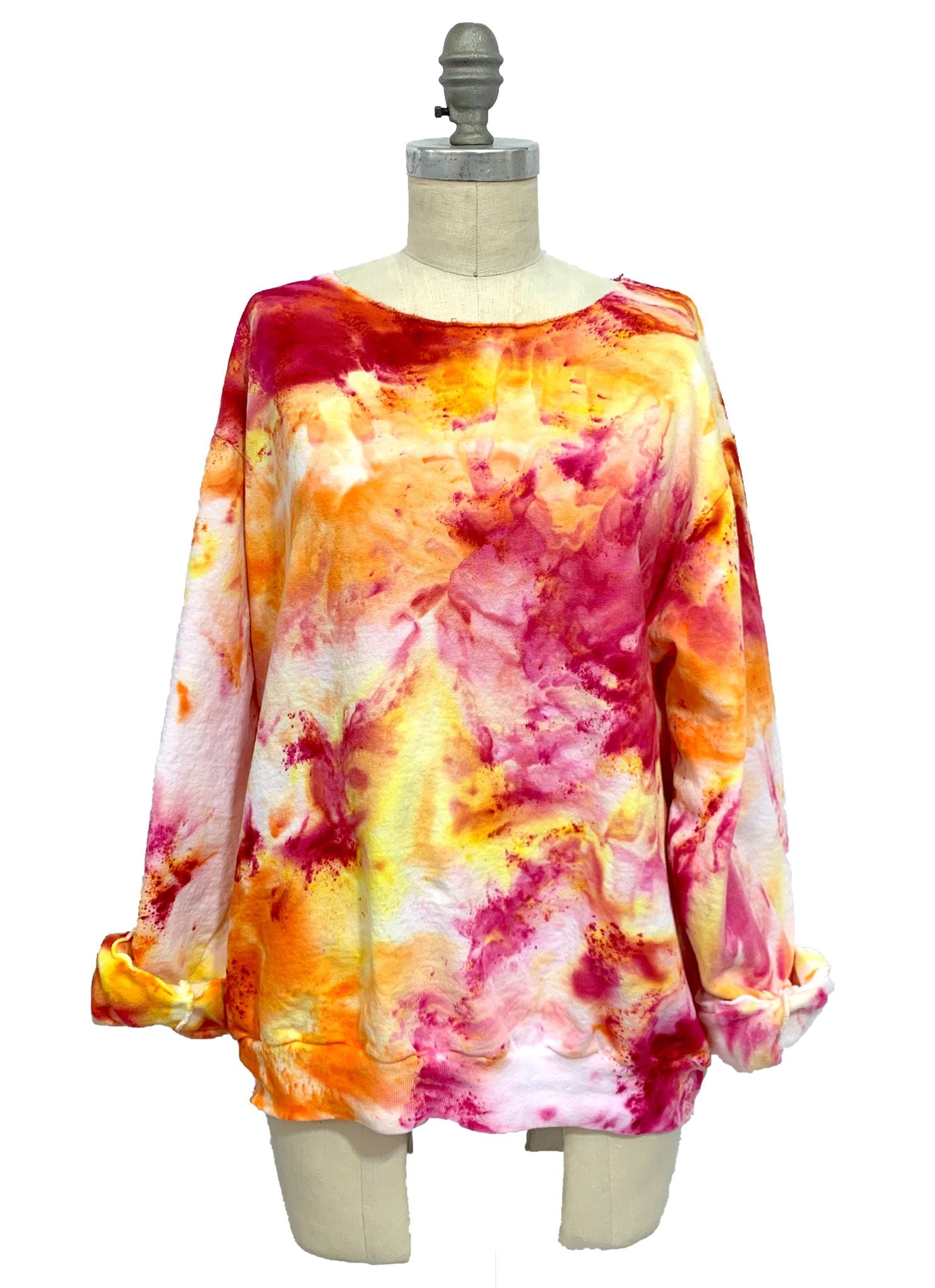 Hand Dyed Perfect Sweatshirt in
