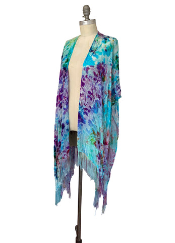 Rayon Shawl Scarf in A Night Out