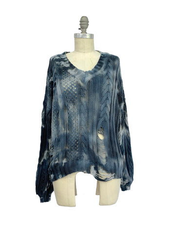 "Criss Cross Blouse in ""A Night Out"""