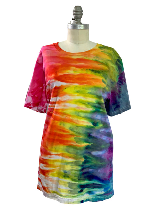"Unisex Crew Neck  T-Shirt in ""Rainbow Connection"" - Limited Release"