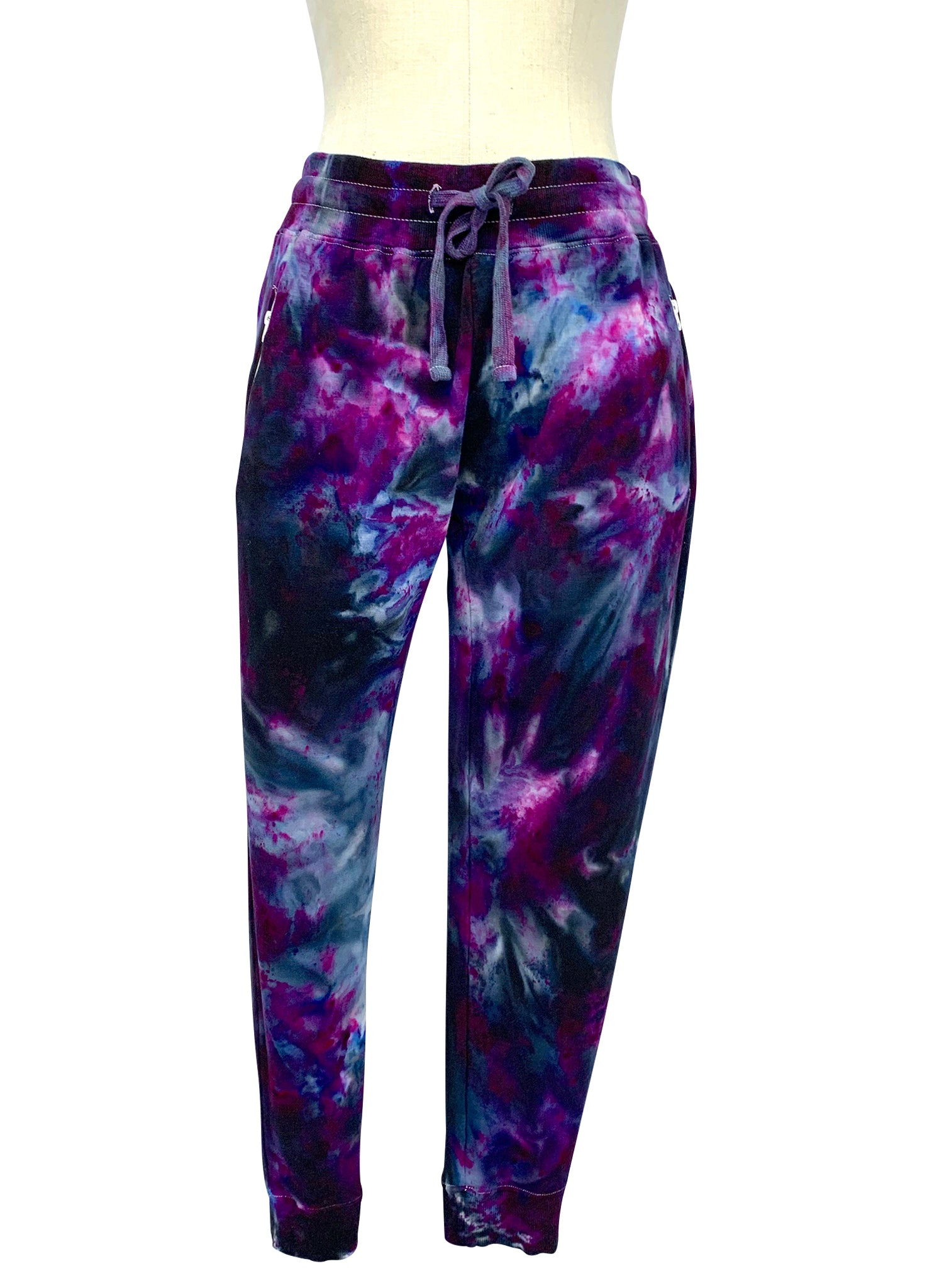 "Rayon Fleece Joggers - in ""Lovely Lilac"""