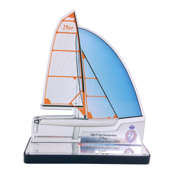 Sailing Trophy; Sailing Trophies