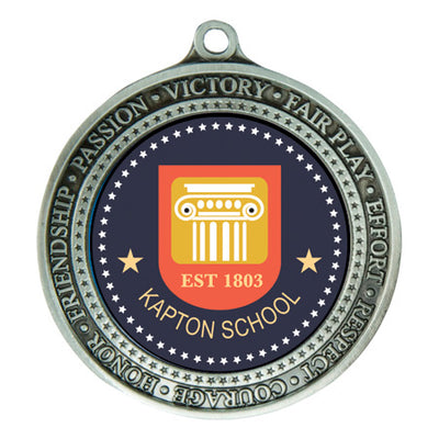 Heavy Weight Medals - Generic Series A