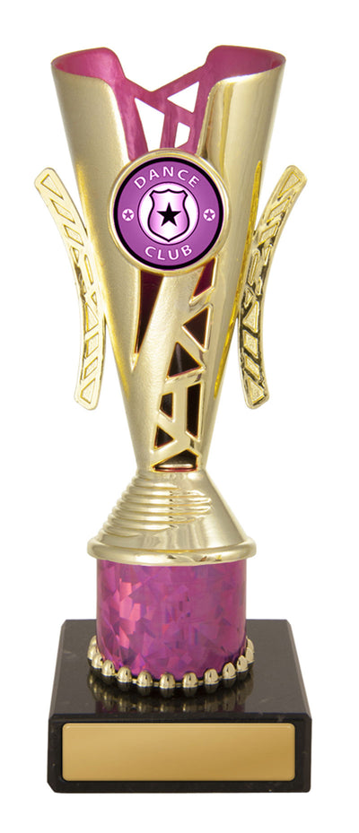Dance Trophy D17-0817 - 178mm