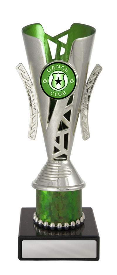 Dance Trophy - D17-0837 - 178mm
