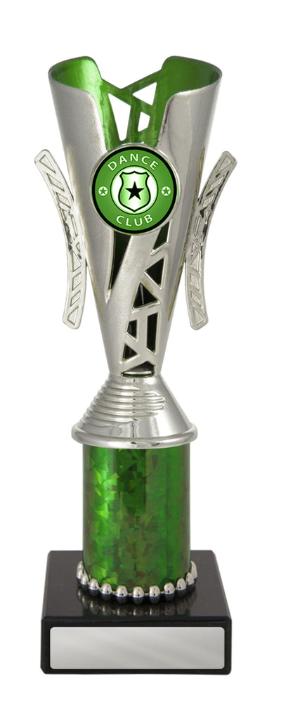 Dance Trophy D17-0838 - 203mm