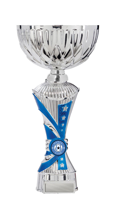 Dance Trophy - Alpha Click-Connect Cup - Blue - D17-1010 (290mm)