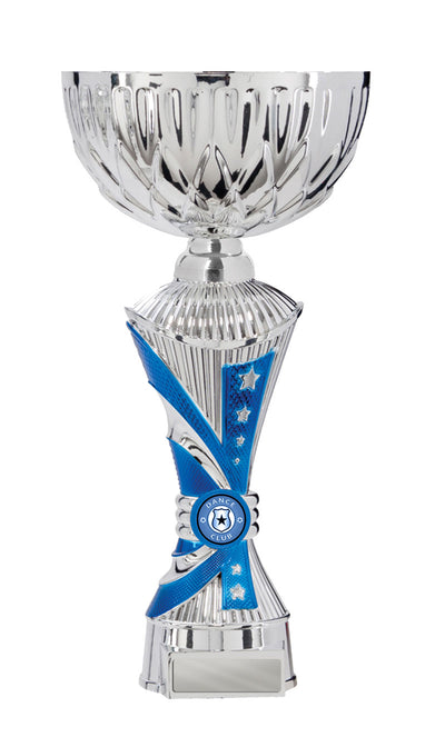 Dance Trophy - Alpha Click-Connect Cup - Blue - D17-1011 (330mm)
