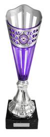 Pizzazz Cups - Purple