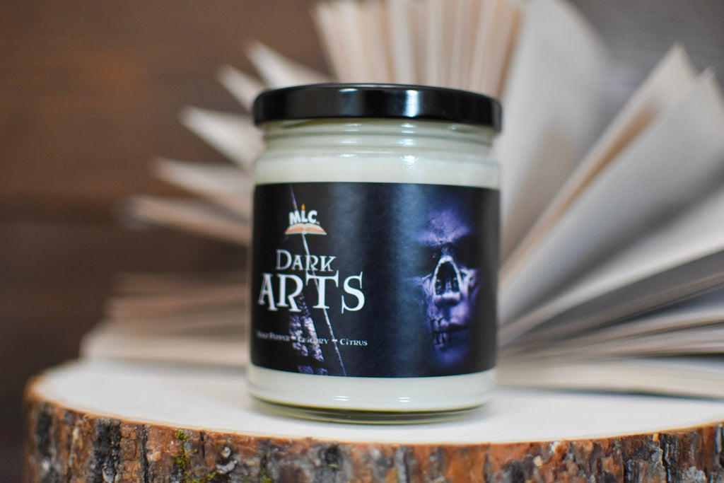 Dark Arts - Hand Poured - Soy Candle