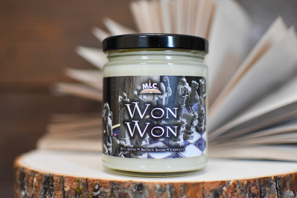 Won Won - Hand Poured - Soy Candle