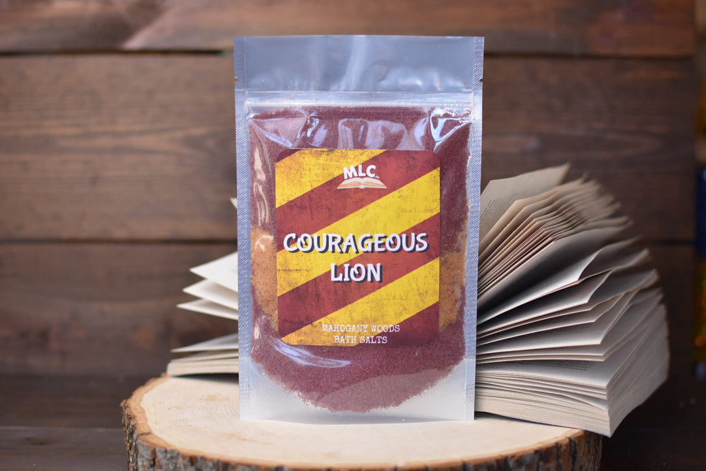 Courageous Lion - Bath Salts
