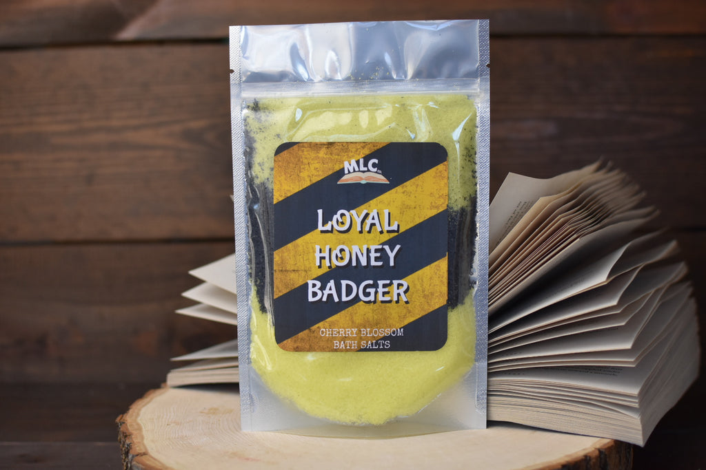 Loyal Honey Badger  - Bath Salts