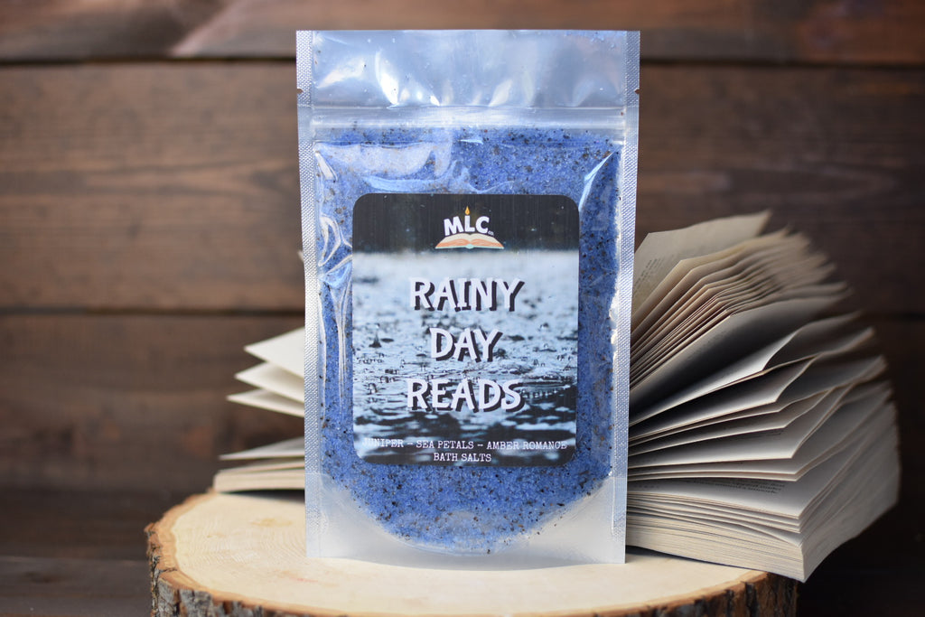 Rainy Day Reads - Bath Salts