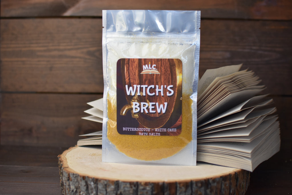 Witch's Brew - Bath Salts