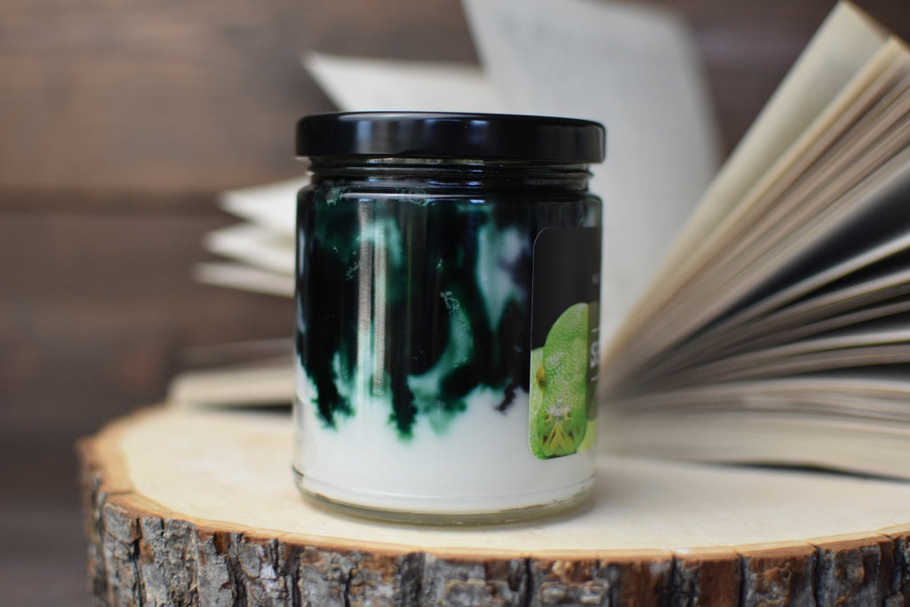 Serpent Tongue - Hand Poured - 8oz Soy Candle