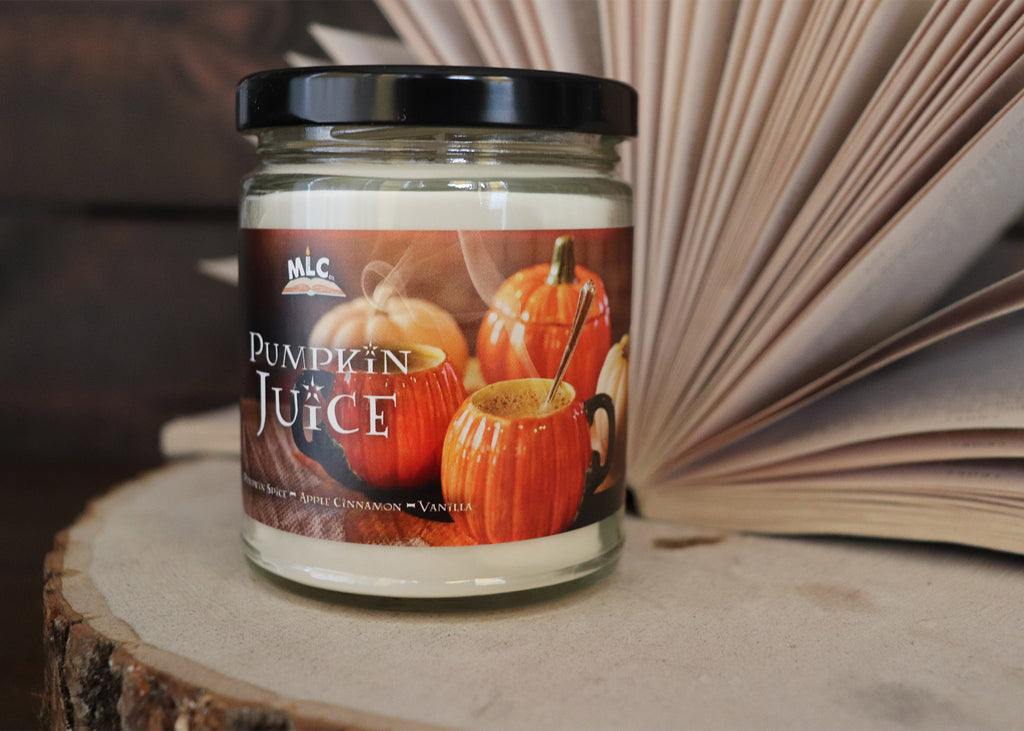 Pumpkin Juice - Hand Poured - Soy Candle